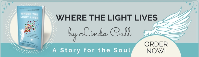Book Where The Light Lives buy now banner
