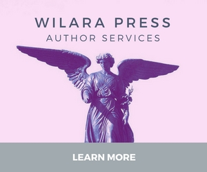 Wilara Press Author Services ad