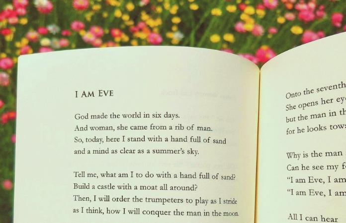 I am Eve poem