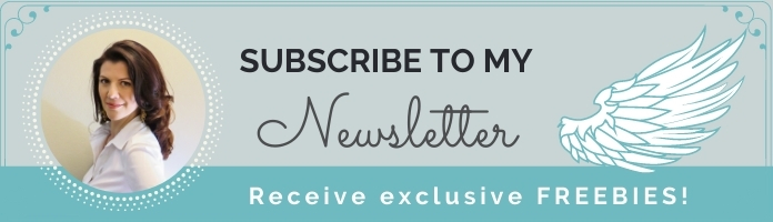 Subscribe to my newsletter & receive exclusive freebies banner